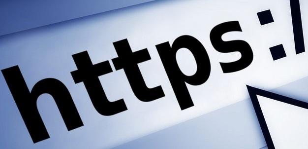 Turvaline koduleht HTTPS